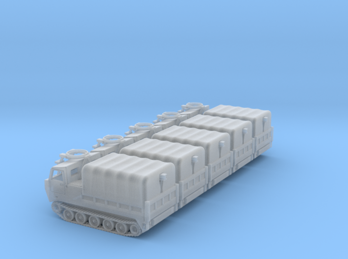 M-548-scale N-x5 3d printed