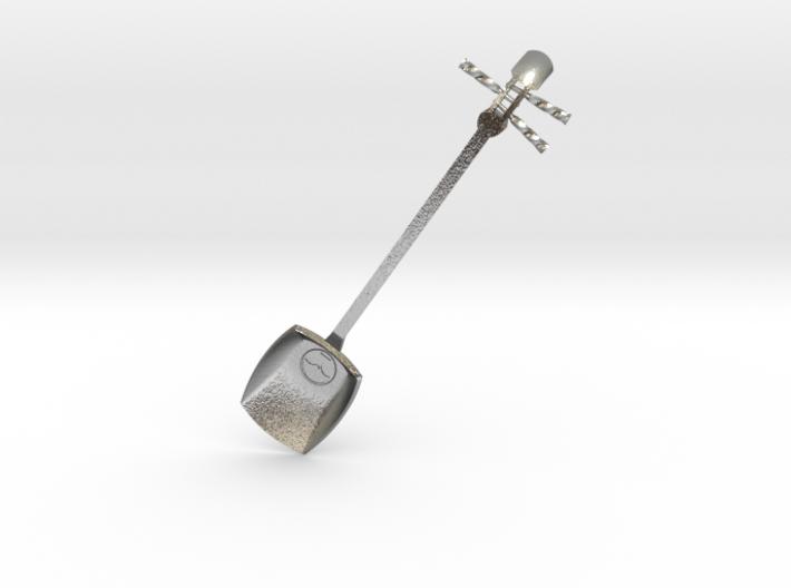Tsugaru Shami-spoon 3d printed