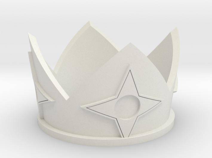 Rosalina Crown inspired by Super Mario Galaxy 3d printed