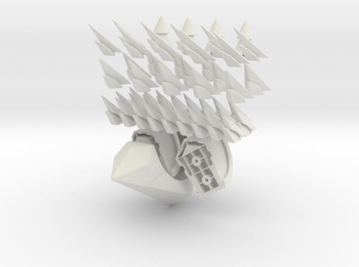 Compound Fracture Puzzle 3d printed