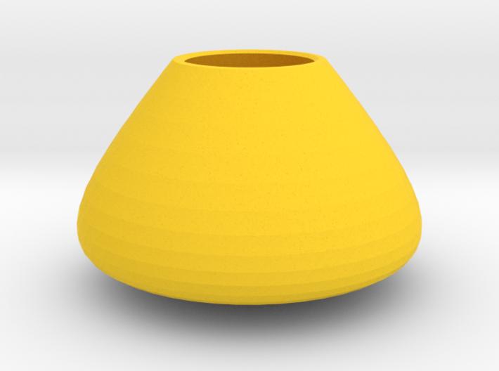 Bulky vase 3d printed