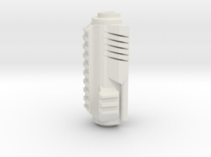 Airsoft AKS Upper Handle 3d printed