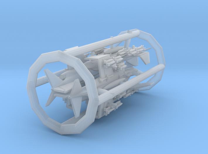 1/700 F-4J/S with Gear x4 (FUD) 3d printed