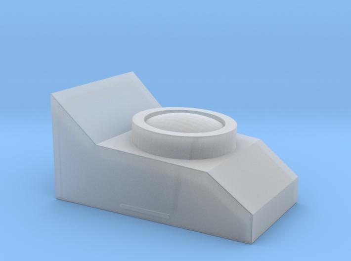 JK Perspex Block Lens JC Kit 3d printed