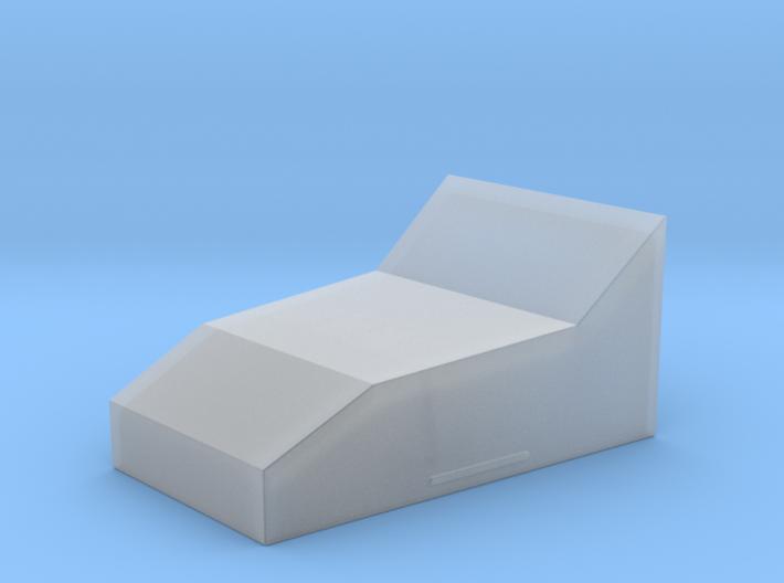 ROTJ Perspex Block JC Kit 3d printed