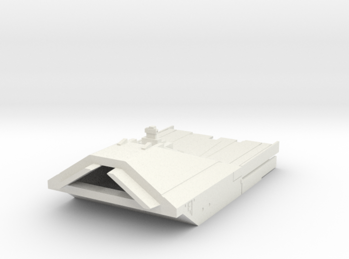 LoGH Alliance Carrier 1:3000 (Part 3/3) 3d printed