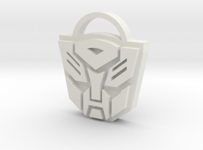 Transformers Keyring 3d printed