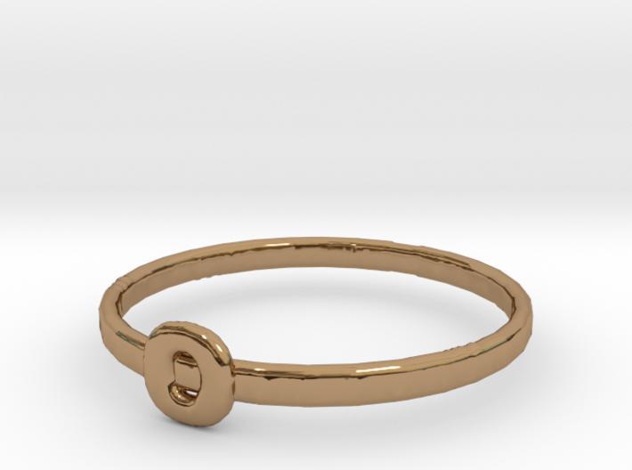 O Ring 3d printed
