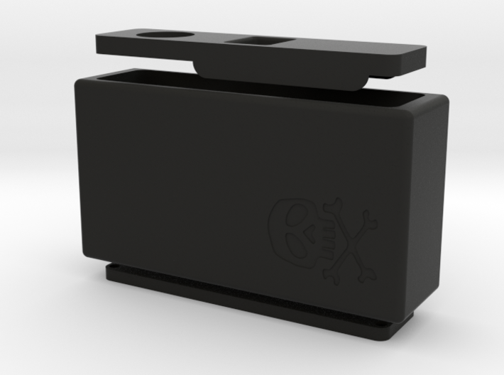 SX350 FDV4 18650 3d printed