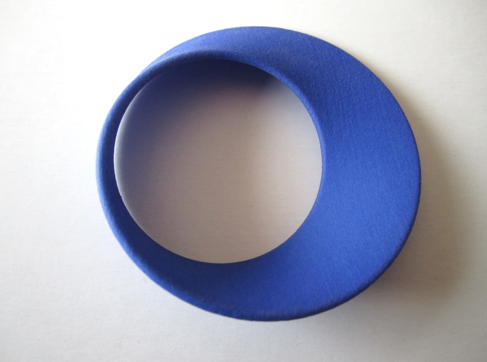Moebius Band - Large 3d printed Add a caption...