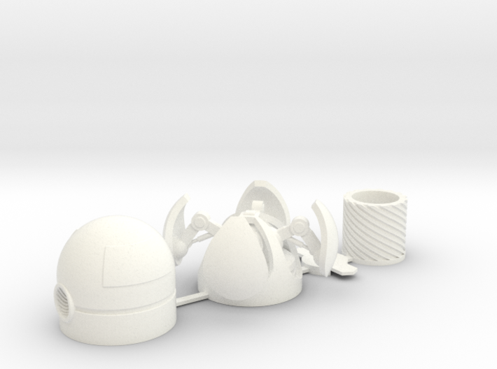 Desk O Bot Kit 3d printed