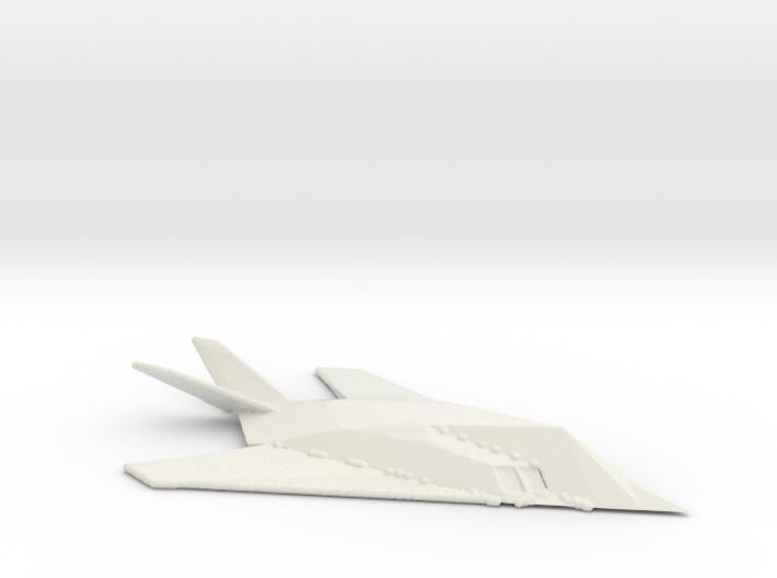F117 Nighthawk 3d printed