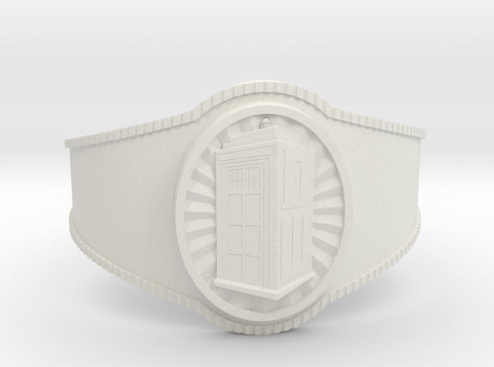Dr. Who Bracelet 3d printed