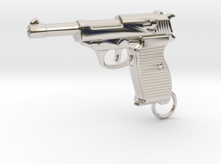 WALTHER P38 3d printed