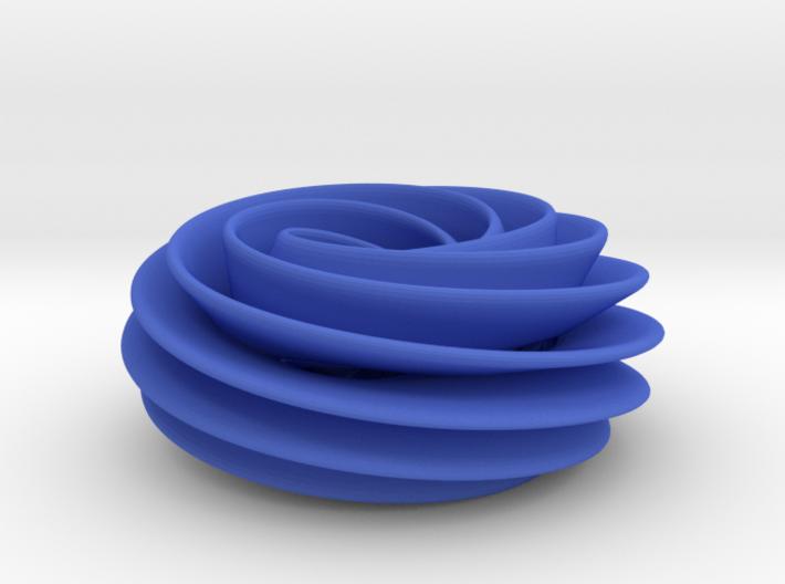Spiral Torus 3d printed