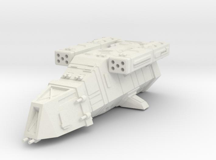 DX-9 Stormtrooper Transport 1/270 3d printed
