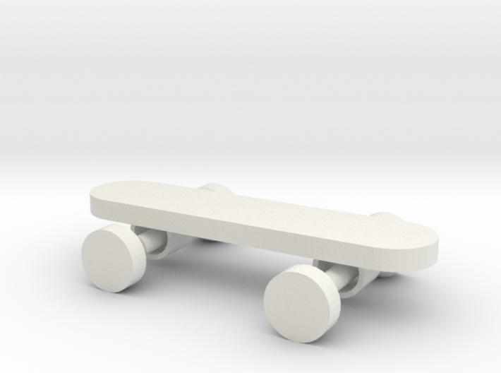 Skate Board Proto 3d printed