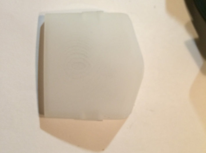 Ford Pinto and Mustang II Standard Dome Light Lens 3d printed