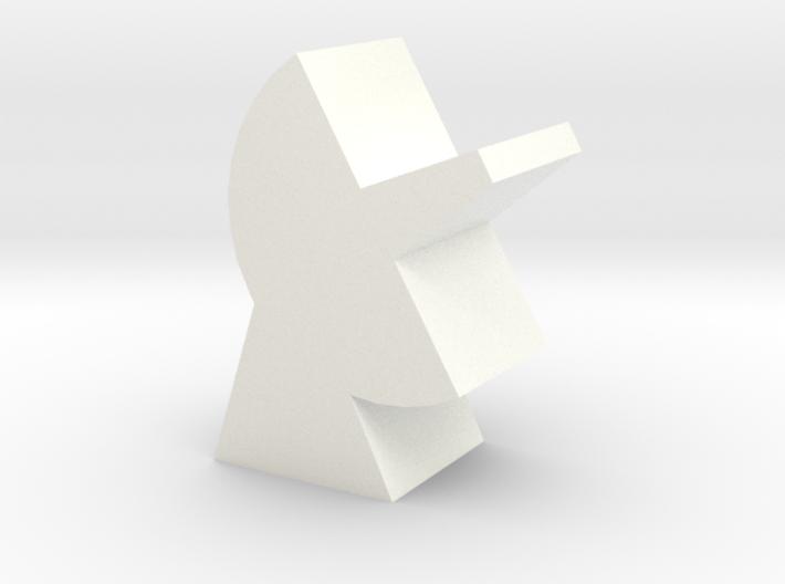 Game Piece, Dish 3d printed