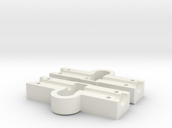 Achskörper HA SX2000 1:87 3d printed