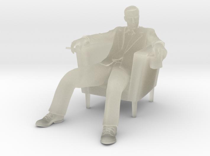 Don Draper 3d printed
