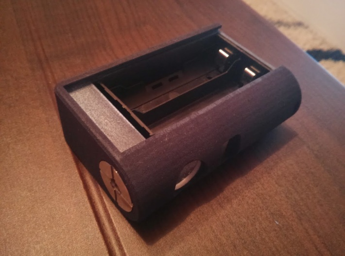 BussBox X (Prototype) 3d printed Slide wont work well on this version, need some grinding !