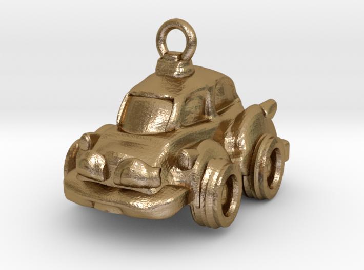 Car 24 Metal 3d printed
