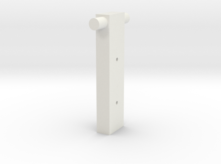20150407 05 Squirrel Roller Holder Full Size 3d printed