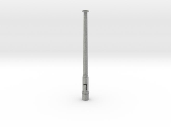 Mast für Bahnsteiguhr 1:32 3d printed