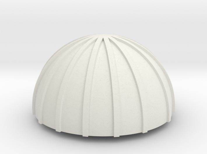 PVC Endcap - Silo 0 3d printed