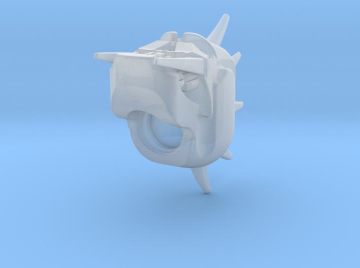 Vengeance Head 3d printed