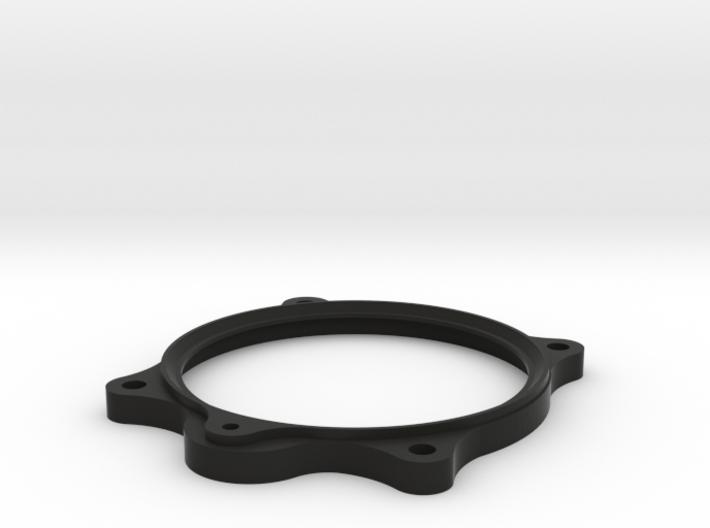 Luft Clock Bezel 3d printed