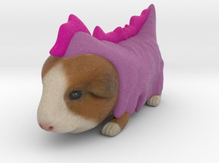 Guinea Saurus Rex 3d printed