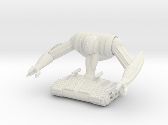Bulky Mech 3d printed