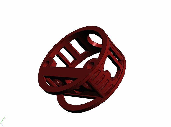 GCM112-04-01 - R.I.C.E.™ Port Style1 holder 3d printed