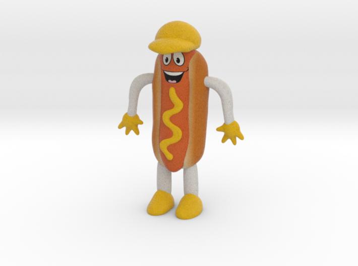Mustard 3d printed