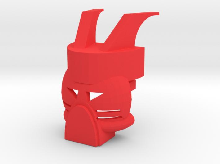 Inferno's Kanohi Mask 3d printed