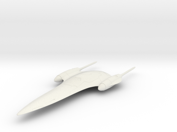 Naboo Royal Starship 1/375 3d printed