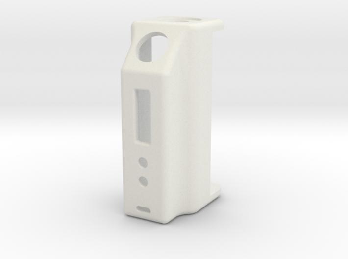 Single 26650 Body 3d printed