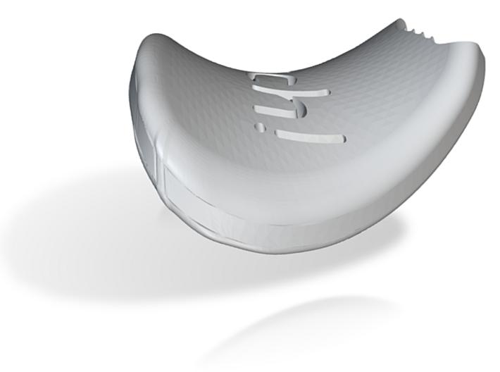 I3D BITTEN HEART 3d printed