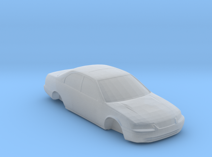 n scale 1997-2001 toyota camry 3d printed