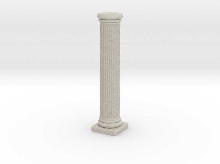 Column 001 3d printed