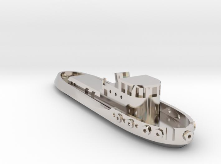 005A 1/350 Tug boat 3d printed