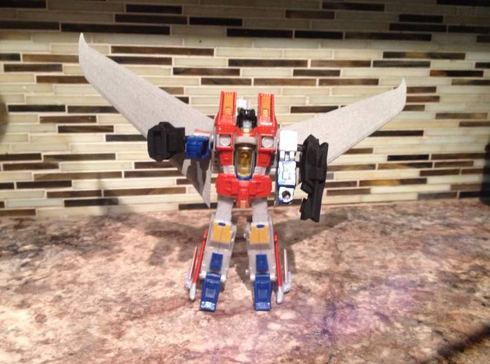 Transformers Seeker Sweeper Wing Kit 3d printed