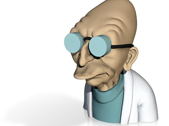 Professor Hubert J. Farnsworth 3d printed