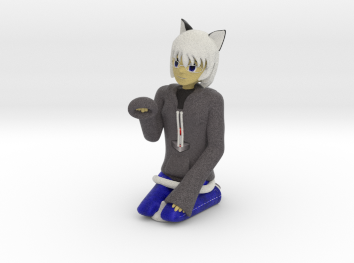 Kagami (Belle Alt) 3d printed
