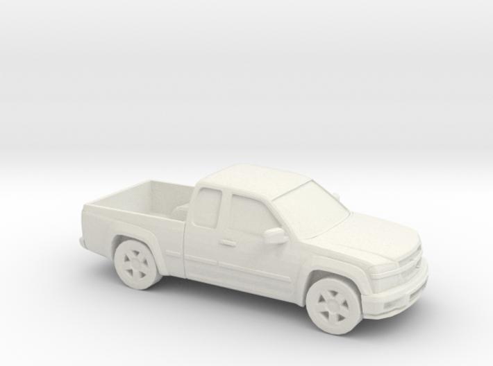 1/87 2002-12 Chevrolet Colorado 3d printed