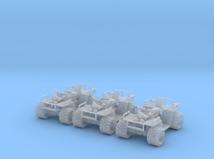 28mm Quad motor ATV (3) 3d printed
