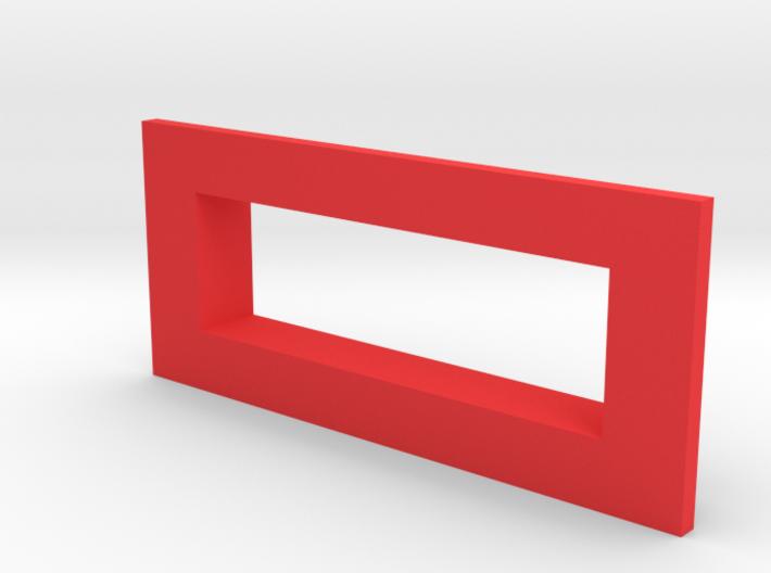 sxmini Square Bezel 3d printed