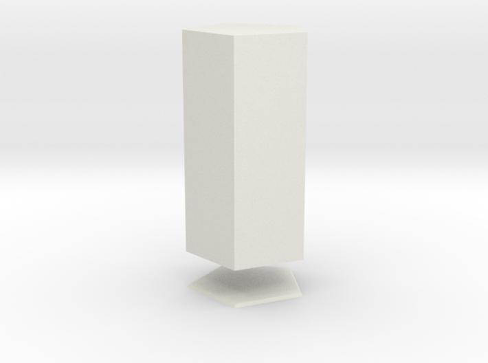 Columna Laterata Pentagona Solida 3d printed